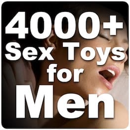 Mens Toys Category Page