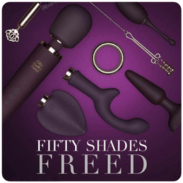 Official Fifty Shades Freed Listing Page