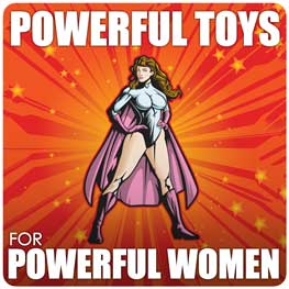 Powerful Womens Toys