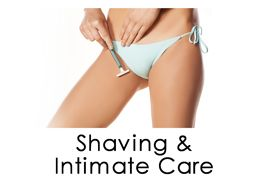 Shaving and Intimate Care and Lotions Sub Category Page
