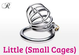 Little (Small Chastity Cages)