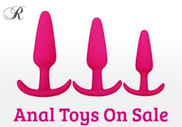Anal Toys On Sale (Under $20)