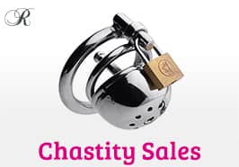 Chastity Cages On Sale (Under $100)
