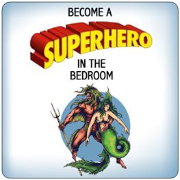Super Hero Bedroom Penis Enhancers Category