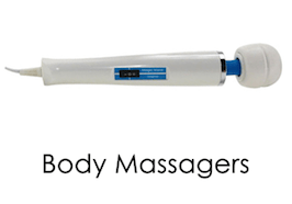 Body Massagers Vibrators Sub Category Page