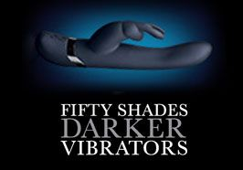 50 Shades Darker Vibrators Category Page