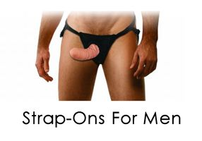 Hollow Strap-ons Mens Toys Sub Category Page