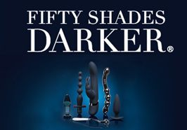 Fifty Shades of Grey Bondage Product Listing Page