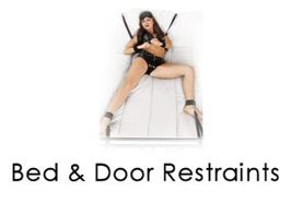 Bed and Door Restraints Bondage Sub Category Page